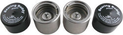 Bearing Buddy Bearing Protectors - Model 2047SS - Stainless Steel (Pair)