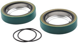 Spindle Grease Seal Set for LM48548 or L68149 Inner Bearing and 1.980, 1.968 or 2.562 Bearing Buddy
