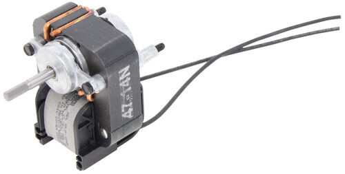 replacement 110 volt ac fan motor for ventline rv bathroom insert fan w100 - Bathroom Fan Motor Replacement