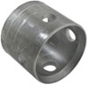 "Bulldog 2-1/2"" Long, Weld-On Jack Pipe Mount for 2-1/2"" Male Mount and 5/8"" Pin"