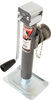 "Bulldog Round, Pipe-Mount Swivel Jack - Sidewind - 10"" Lift - 7,000 lbs"