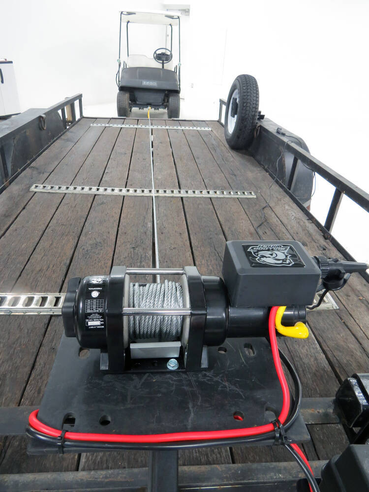 winch trailer wiring harness