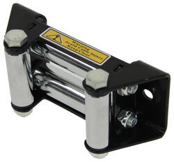 Bulldog Winch ATV Winch Roller Fairlead - 122.5mm Mount