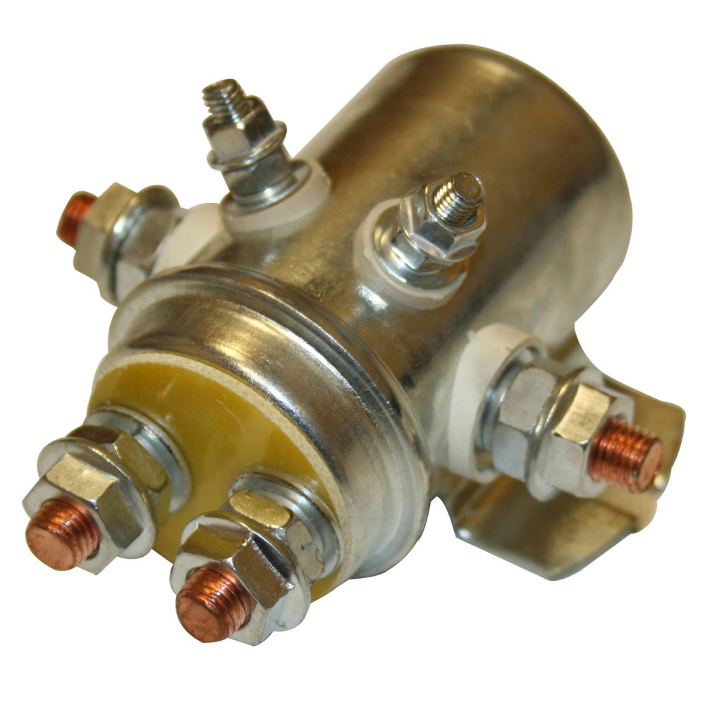 Bulldog Oe Replacement Solenoid For Truck Winch