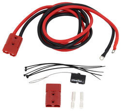 BDW20205_4_250 quick connect wiring harness for a superwinch 4,500k electric atv