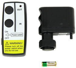 Wireless Remote Kit for Bulldog Winch 3400 and 4400 Trailer Winches - Plug-and-Play