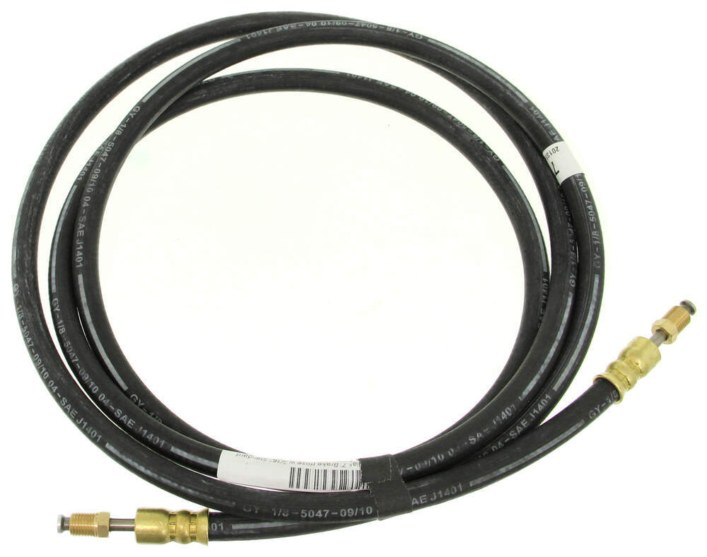 kodiak hydraulic brake hose 3 16 male fittings w. Black Bedroom Furniture Sets. Home Design Ideas