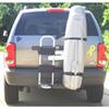 Hitch Golf Club Carrier by Boone Outdoor