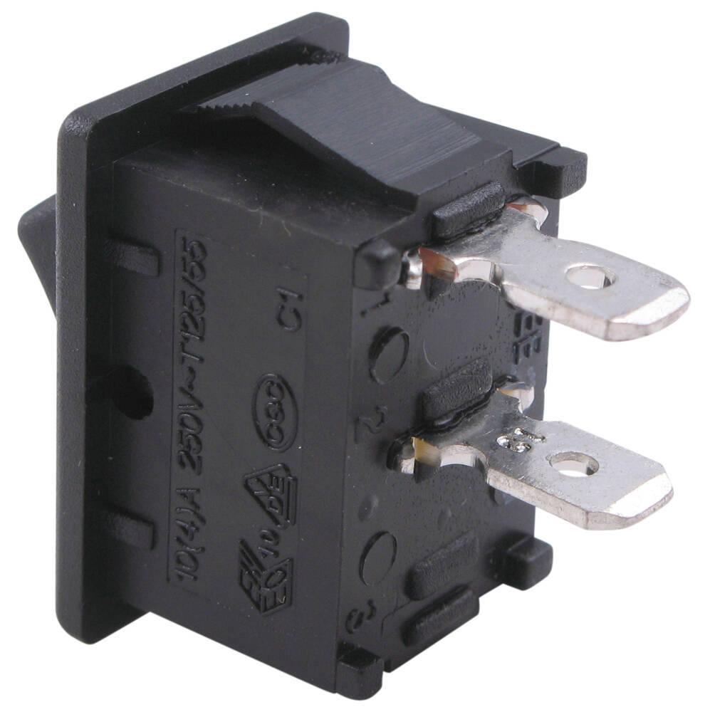 replacement mini rocker switch for ventline ventadome. Black Bedroom Furniture Sets. Home Design Ideas