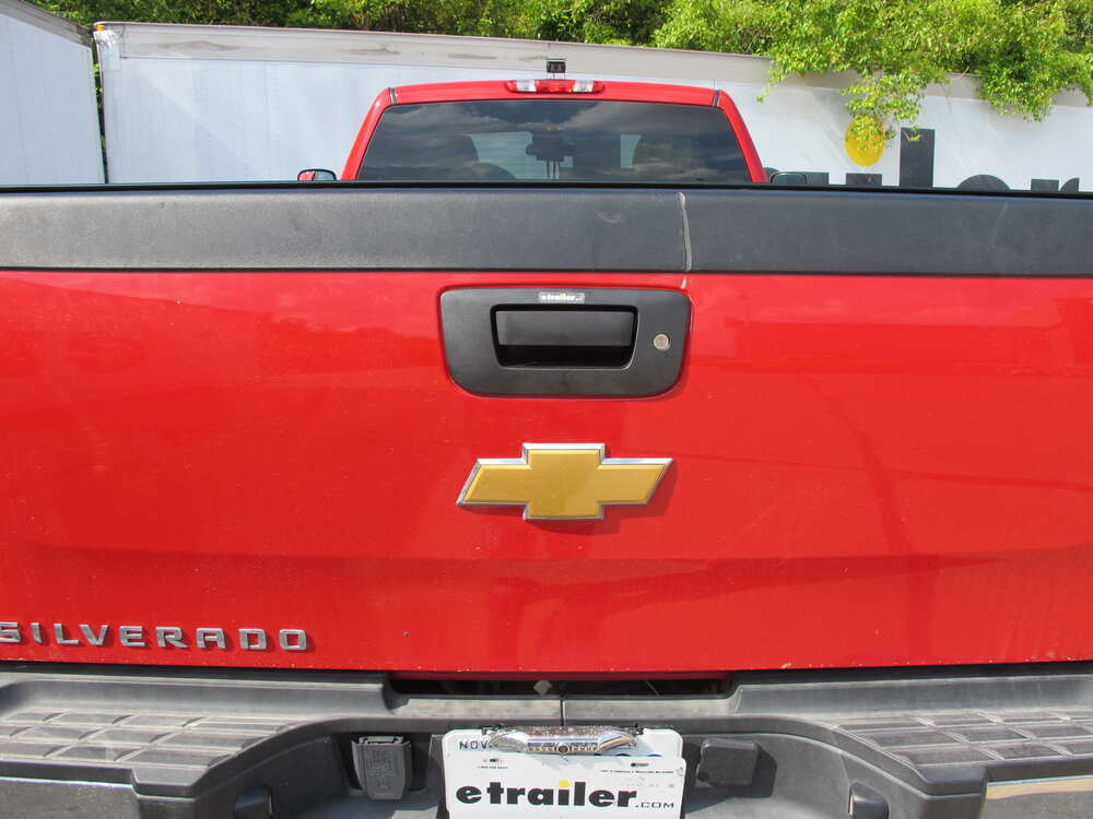 2009 Chevrolet Colorado Tailgate Handle with BOLT Lock - Codes to Late Model GM Key
