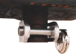 Trailer Locks Blaylock Industries BLTL-70-40D