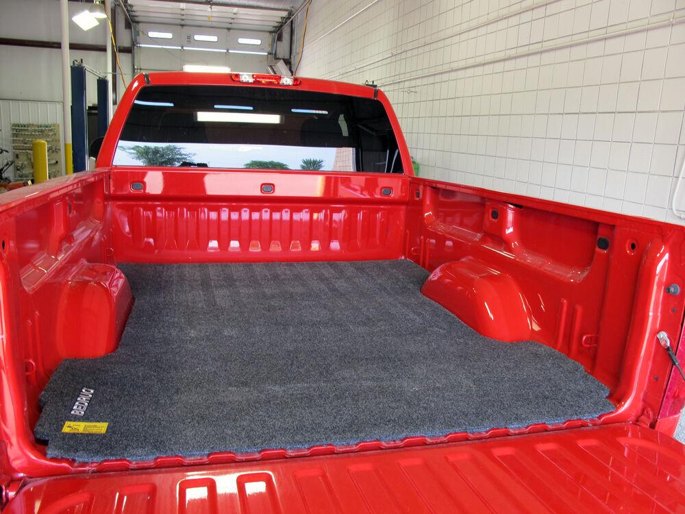 2008 Chevrolet Silverado Bedrug Custom Truck Bed Mat Bed