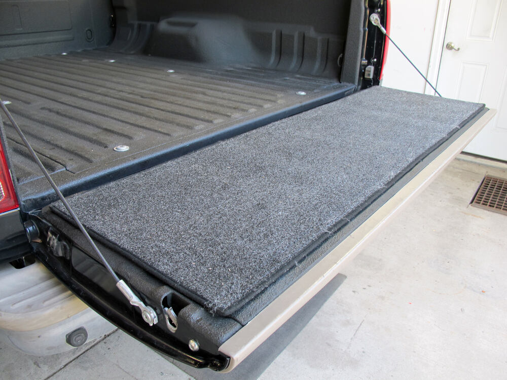 Bedrug Custom Truck Tailgate Mat For Trucks With Bare Beds