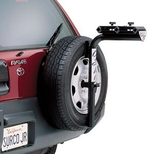Toyota Rav4 Surco Spare Tire 3 Bike Carrier