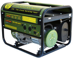 Buffalo Tools 4,000-Watt Generator - 3,250 Running Watts - Propane - Manual Start - BTGEN4000LPC