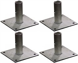 Footplates for Buffalo Tools Multi-Use Scaffold - Qty 4 - BTGSBP-4