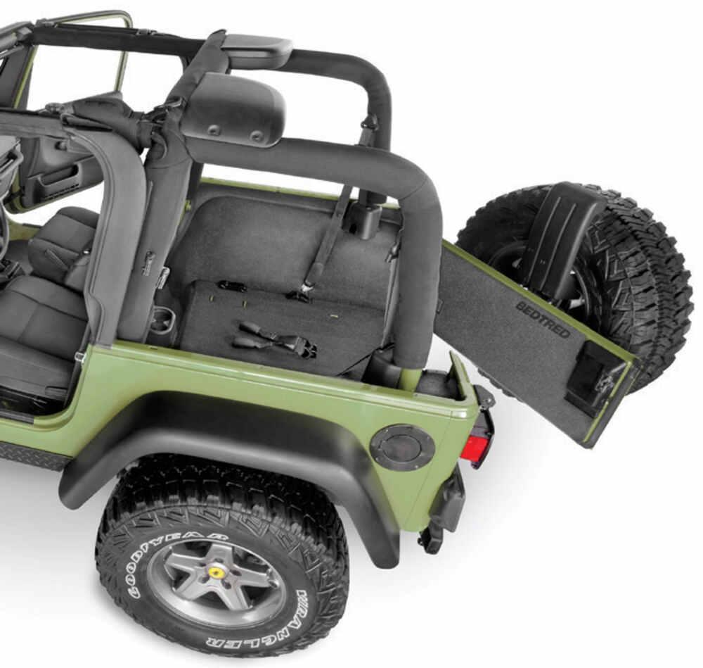 2001 Jeep Wrangler BedRug Custom Jeep Replacement Liner