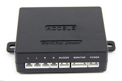 Accele Electronics 4-Sensor Vehicle Backup Sensor System