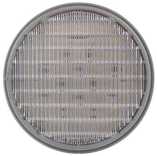 Led backup light 27 diode 12 volts sealed 4 round for 12 volt floor lamps
