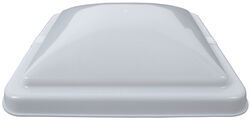 Vent Cover for Ventline Old Style Rounded Dome Trailer Roof Vents - White - BV0554-01