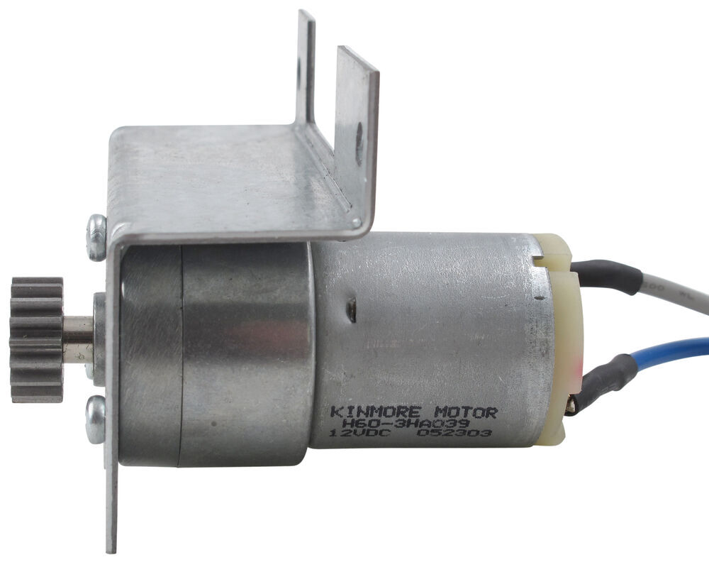 replacement gear motor with pinion gear for ventline. Black Bedroom Furniture Sets. Home Design Ideas