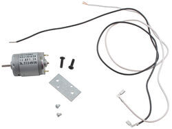 Replacement 12-Volt DC Fan Motor for Ventline Ventadome and Vanair Trailer Roof Vents