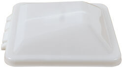 Replacement Dome Assembly for Ventline Ventadome Trailer Roof Vent - White - Wedge Shape - Plastic