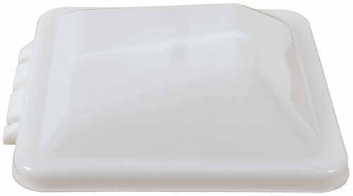Replacement Dome Assembly For Ventline Ventadome Trailer Roof Vent   White    Wedge Shape   Plastic