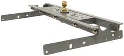 B&W Turnoverball Underbed Gooseneck Trailer Hitch w/ Custom Installation Kit - 30,000 lbs