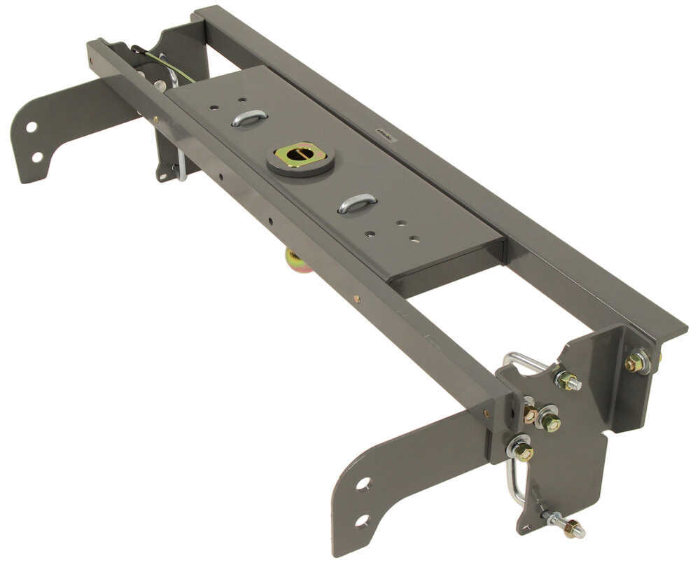 Trailer Hitch And Clips : B w turnoverball underbed gooseneck trailer hitch