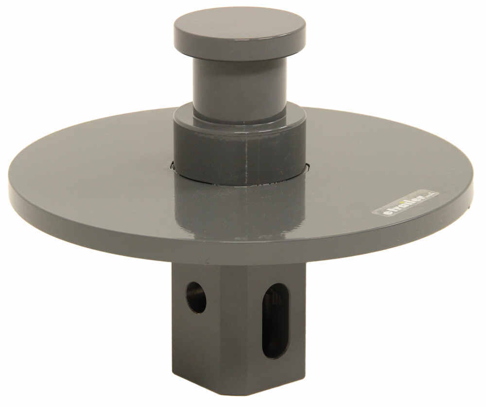 Curt Fifth Wheel Hitch >> B&W Turnoverball King Pin Adapter for Trailers with ...