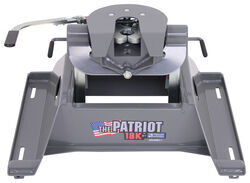 B&W Patriot 5th Wheel Trailer Hitch - Dual Jaw - 18,000 lbs