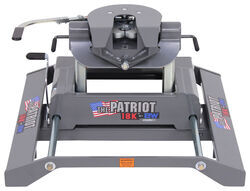 B&W Patriot 5th Wheel Trailer Hitch w/ Slider - Dual Jaw - 18,000 lbs