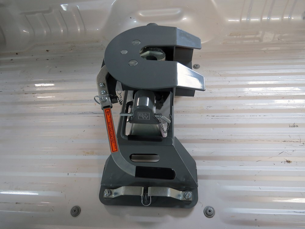 B W Companion Hitch >> B&W Companion OEM 5th-Wheel Hitch for Ford Super Duty Prep Package - Dual Jaw - 20,000 lbs B and ...