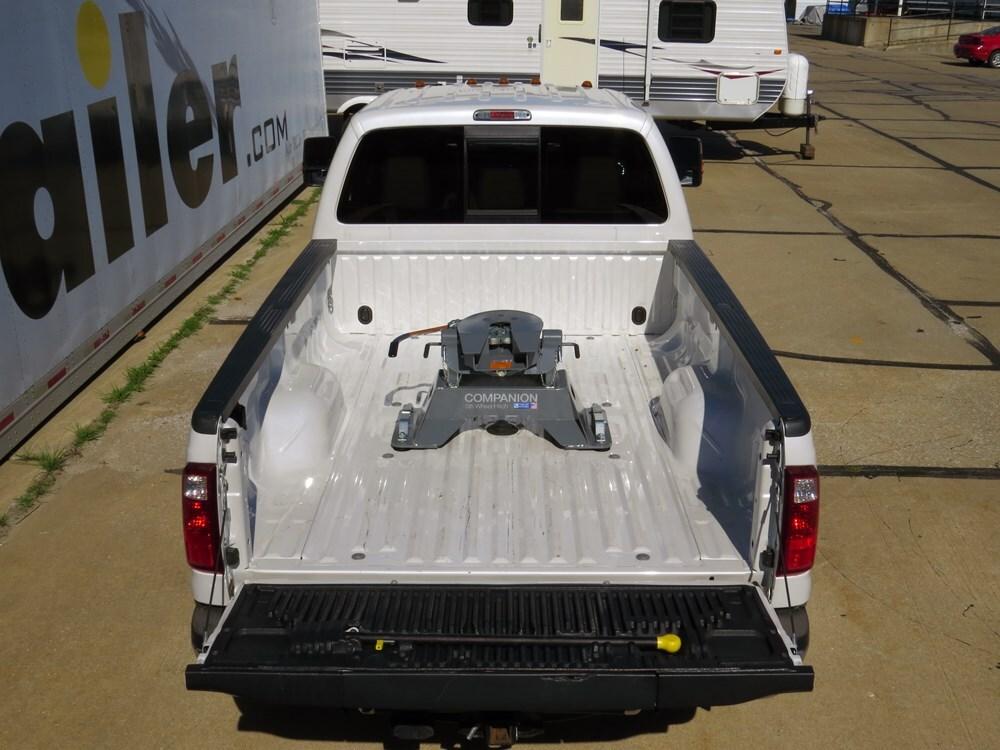 B Amp W Companion Oem 5th Wheel Hitch For Ford Super Duty Prep