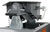 b and w fifth wheel fixed hitch only b&w companion 5th trailer - dual jaw 20 000 lbs