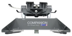 B&W Companion Gooseneck-to-5th-Wheel Trailer Hitch Adapter - Dual Jaw - 20,000 lbs