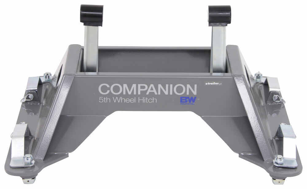 B Amp W Companion Oem 5th Wheel Hitch For Chevy Gmc Towing
