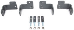 B&W Semi-Custom Brackets for 5th Wheel Trailer Hitches - Ford F-150