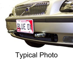 Blue Ox 2012 Dodge Grand Caravan Base Plates