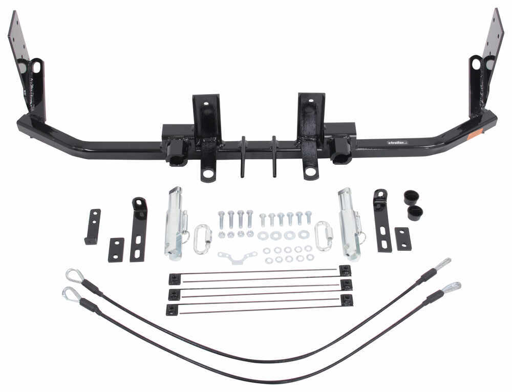 2014 ford fusion blue ox base plate kit