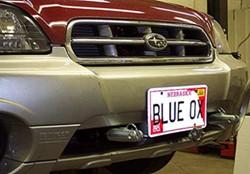 2002 Subaru Legacy Base Plate for Tow Bar | etrailer com