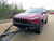 for 2014 Jeep Cherokee 2Blue Ox Tow Bar