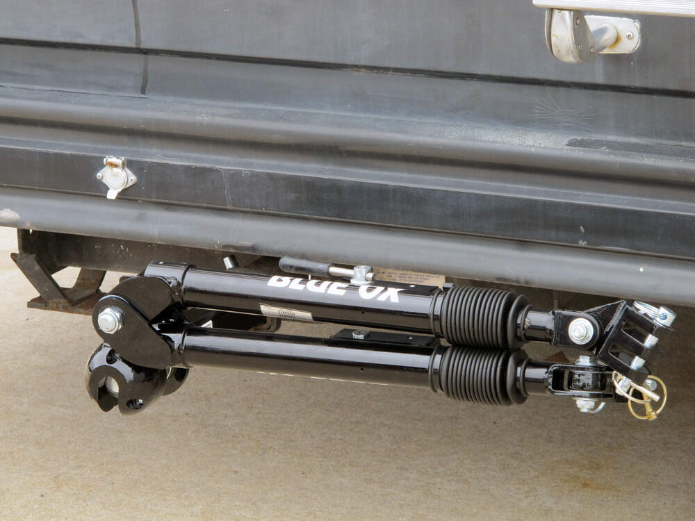 Jeep Wrangler Blue Ox Aventa Lx Tow Bar Motor Home Mount