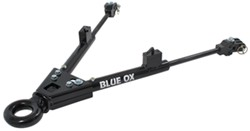 Blue Ox Trion Tow Bar - Lunette Ring - A-Frame - Car Mount - 20,000 lbs
