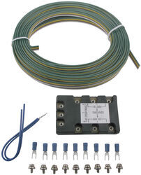 Blue Ox Tail Light Wiring Kit with Block Diode
