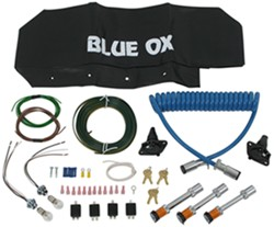 Blue Ox Towing Accessories Kit for Aventa LX Tow Bars - 10,000 lbs