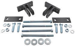 Blue Ox Bolt-On Base Plate Bracket Kit - 5,000 lbs