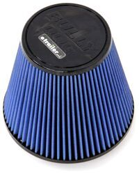 Replacement Air Filter for Bully Dog Rapid Flow Cold Air Intake Systems - Oiled