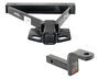 Curt Trailer Hitch Receiver with Standard Drawbar - Custom Fit - Class I - 1-1/4""